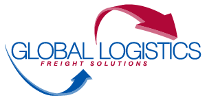 Global Logistics Freight Solutions Logo