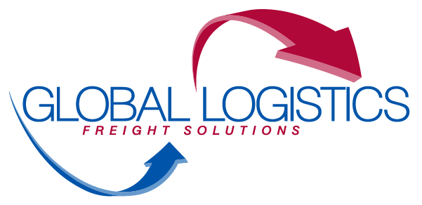 Global Logistics Freight Solutions Retina Logo